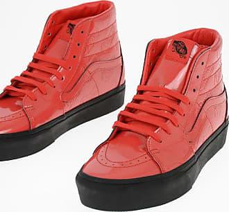 Vans BOWIE Leather SK8-HI Sneakers size 40