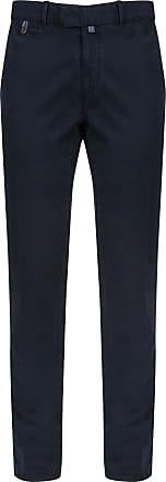 Woolrich Dunkelblaue Chino-Hose aus Baumwollstretch mit Twill in 32 Größen - cotton   dark navy   32