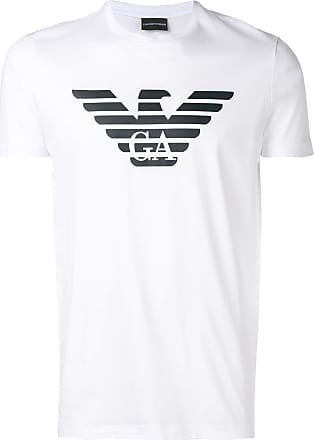 4568fdc62 Men's Emporio Armani® T-Shirts − Shop now up to −54% | Stylight