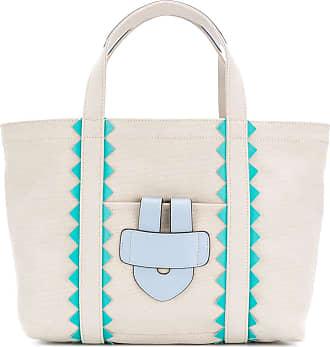 Tila March Bolsa tote Simple Bag S ZigZag - Neutro