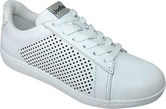 Usaflex Tênis Usaflex Cadarço Furinhos W0801 - Branco