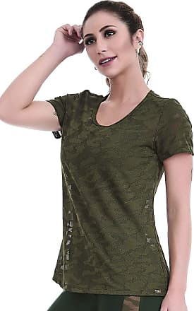 Cajubrasil T-Shirt Army Camuflada Verde P
