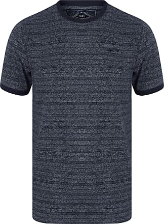 Tokyo Laundry Mens Winkworth T-Shirt Grindle Striped Crew Neck Stripy Top Casual