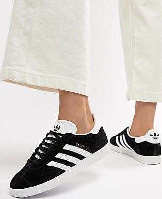 adidas Originals Gazelle sneakers in black