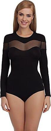Merry Style Damen Langarm Body BD900