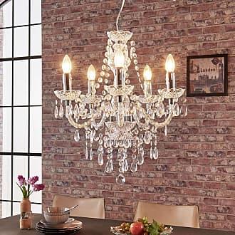 Lindby Lámpara de araña Merida de 5 llamas