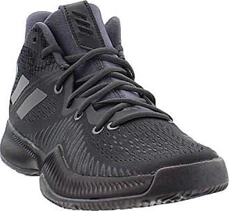 premium selection b9910 44d32 adidas Performance Mens Mad Bounce Basketball Shoe, Utility BlackCore  BlackGrey Four