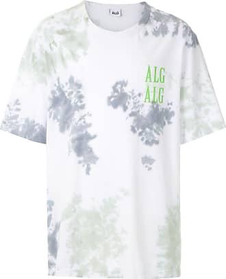 À La Garçonne T-shirt tie dye estampada - Estampado