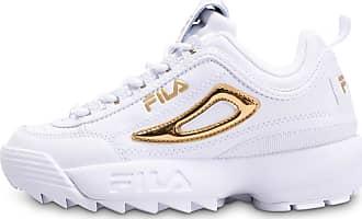 chaussures fila en fourrure couleur cara