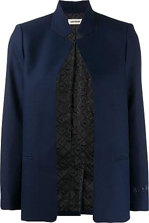 Zadig & Voltaire Volly blazer - Blue