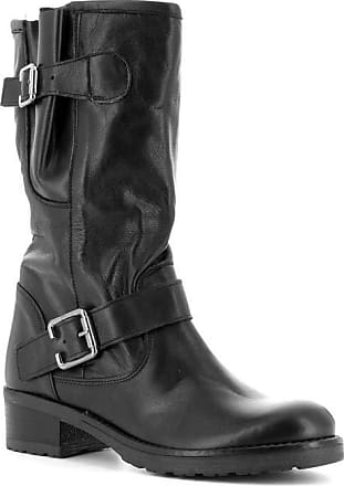 Generico Generic Made in Italy Leather Boot - Black Black Size: 8 UK