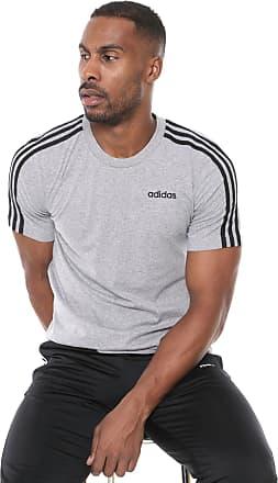 adidas Performance Camiseta adidas Performance E 3s Tee Cinza