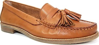 Lunar Macadamia Leather Loafer 3 UK Tan