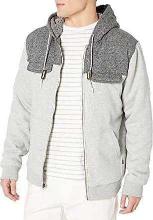 Peak Velocity Mediumweight Fleece Full-Zip Loose-fit Hoodie Tracksuit