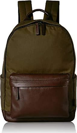 Fossil Mens Buckner Backpack Green, One Size