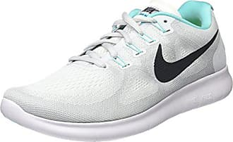 huge selection of b144f 4938e Nike Wmns Free Rn 2017, Chaussures de Running Femme, Blanc (White Anthracite