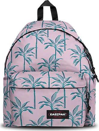 Eastpak Gepolsterter Rucksack von Pakr Brize Trees - Pink