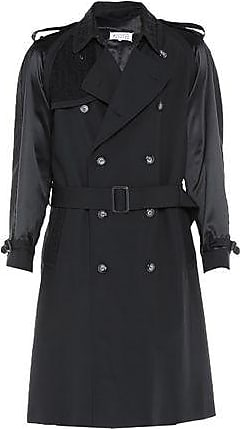 Black Ohanna trenchcoat  Part Two  Trenchcoats - Dameklær er billig