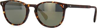 Oliver Peoples 5298SU 1454O9 Tortoise Finley Esq. Sun Round Sunglasses Polarise