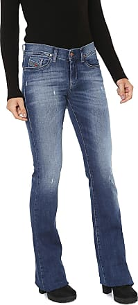 02878f2c0 Azul Calças Jeans Bootcut: 55 Produtos & com até −70% | Stylight