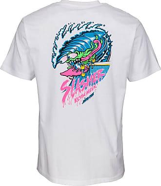 Santa Cruz Big Boys Wave Slasher Shirts
