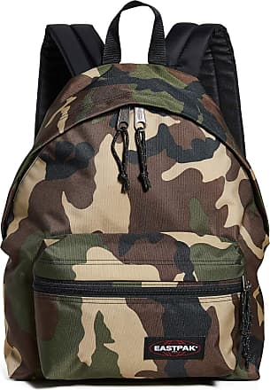 Eastpak Bags Padded Zipplr Backpack Bag Camo