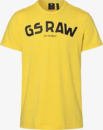 G-Star Herren T-Shirt gelb
