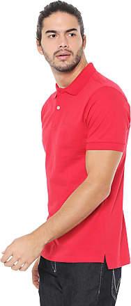Wrangler Camisa Polo Wrangler Logo Vermelha