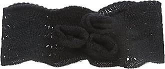 Rampage Womens Rosette Headwrap, Black, One Size