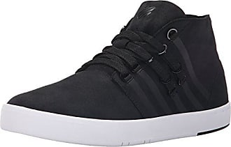 Basses EU Chukka Sneakers K Schwarz 002 D Cinch R Swiss 46 Homme Noir Black White FUxnY