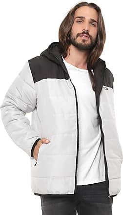 Oakley Jaqueta Puffer Oakley Mod Down Jacket Cinza/Preta