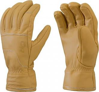 Outdoor Research Aksel Work Gloves Guanti Unisex | beige/arancione