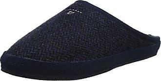 GANT Bleu 44 Marine EU Chester Pantoufles Homme G69 4wrq864Z