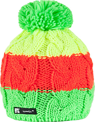 morefaz Knitted Wolly Style Beanie Lolly Ponpon Mens Womens Winter Warm SKI Snowboard Hats (Skippy 101) MFAZ Morefaz Ltd