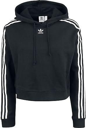 139a20312a adidas Sweat À Capuche Court - Sweat-shirt à capuche - pour dames - noir