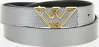 Armani EMPORIO 20mm Leather Belt Größe 80