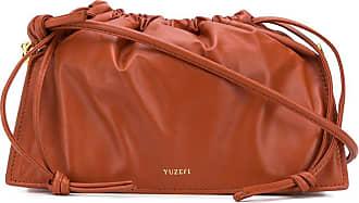 Yuzefi Bom Handtasche mit Knotendetail - Braun