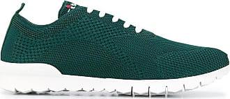 Kiton Gestrickte Sneakers - Grün