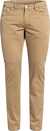 AT.P. CO Hose EVAN Extra Slim Fit - CAMEL