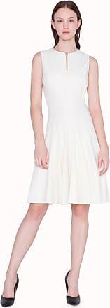 Akris Kleid aus Double-Face-Wolle