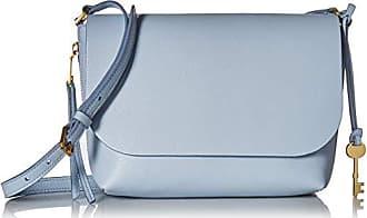 111051537 Fossil Maya Small Flap Crossbody Bag, horizon blue, One Size