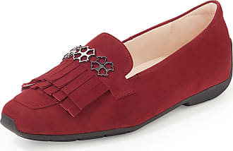 Peter Kaiser Loafers square toe Peter Kaiser Plus red