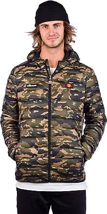 Ellesse Lombardy Padded Jacket camo