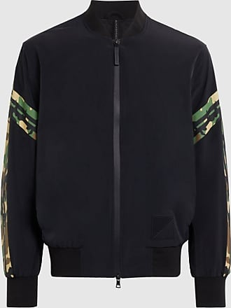 Blackbarrett Camo Military Stripe Stretch Bomber