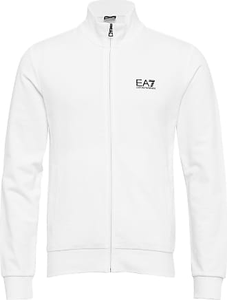 Emporio Armani Sweatshirt Sweat-shirt Tröja Vit EA7