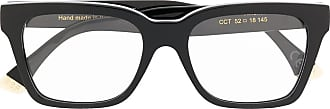 Retro Superfuture America square glasses - Black