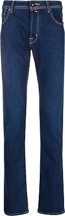Jacob Cohen Straight dark blue jeans