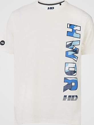 Hawaiian Dreams Camiseta HD Lettering Off-White