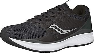 Women's Black Saucony Shoes / Footwear
