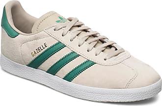 adidas Originals Gazelle W Låga Sneakers Grön Adidas Originals